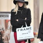 Devon Windsor Goes Shopping in NYC 12/19/2017-5