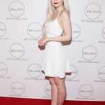 Dove Cameron at the Dove x BELLAMI Collection Launch Party in Culver City 12/02/2017-2