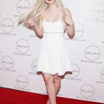 Dove Cameron at the Dove x BELLAMI Collection Launch Party in Culver City 12/02/2017-4