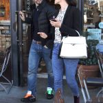 Emmy Rossum Out for Lunch at Le Pain Quotidien in Los Angeles 12/05/2017-2