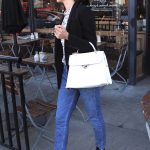 Emmy Rossum Out for Lunch at Le Pain Quotidien in Los Angeles 12/05/2017-4