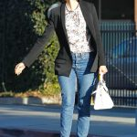 Emmy Rossum Out for Shopping in Beverly Hills 12/05/2017-3