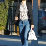 Emmy Rossum Out for Shopping in Beverly Hills 12/05/2017-4