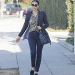 Emmy Rossum Out Shopping in Beverly Hills 11/30/2017-2