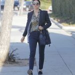 Emmy Rossum Out Shopping in Beverly Hills 11/30/2017-4