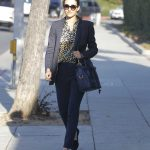 Emmy Rossum Out Shopping in Beverly Hills 11/30/2017-5
