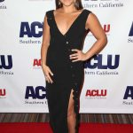 Gina Rodriguez at ACLU SoCal's Annual Bill of Rights Dinner at the Beverly Wilshire Four Seasons Hotel in Beverly Hills 12/03/2017-2