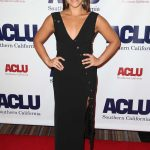 Gina Rodriguez at ACLU SoCal's Annual Bill of Rights Dinner at the Beverly Wilshire Four Seasons Hotel in Beverly Hills 12/03/2017-3