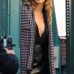 Gisele Bundchen on the Set of a Photoshoot in New York 12/04/2017-2
