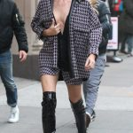 Gisele Bundchen on the Set of a Photoshoot in New York 12/04/2017-4