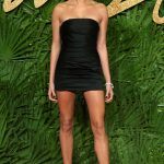 Hailey Baldwin at 2017 British Fashion Awards at the Royal Albert Hall in London 12/04/2017-2