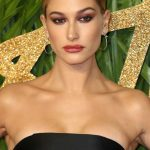 Hailey Baldwin at 2017 British Fashion Awards at the Royal Albert Hall in London 12/04/2017-5