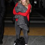 Hilary Duff Arrives at LAX Airport in Los Angeles 12/21/2017-2