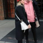 Hilary Duff Leaves Her Hotel in NYC 12/20/2017-2