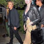 Ireland Baldwin Arrives at Sur Restaurant in West Hollywood 12/04/2017-3
