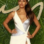 Irina Shayk at 2017 British Fashion Awards at the Royal Albert Hall in London 12/04/2017-5