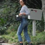 Irina Shayk Was Seen Out in LA 12/10/2017-3