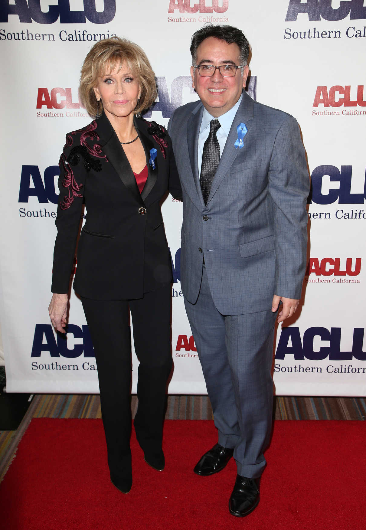 Jane Fonda at ACLU SoCal's Annual Bill of Rights Dinner at the Beverly Wilshire Four Seasons Hotel in Beverly Hills 12/03/2017-3