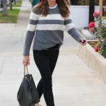 Jennifer Garner Heads to Church for Service in Pacific Palisades 12/10/2017-2