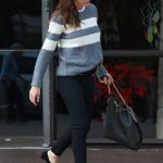 Jennifer Garner Heads to Church for Service in Pacific Palisades 12/10/2017-4