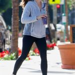 Jennifer Garner Hits the Gym in Brentwood 12/18/2017-2