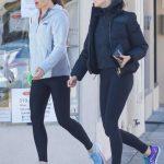 Jennifer Garner Hits the Gym in Brentwood 12/18/2017-4