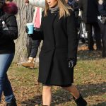 Jennifer Lopez on the Set of Second Act in NYC 12/04/2017-5