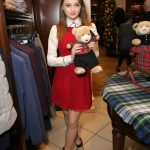 Joey King at the Brooks Brothers Holiday Celebration With St Jude Children's Research Hospital in Beverly Hills 12/02/2017-4