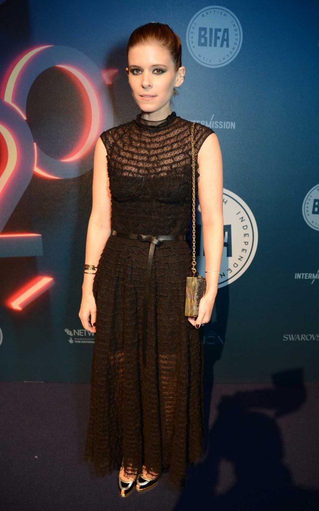 Kate Mara at British Independent Film Awards in London 12/10/2017-1