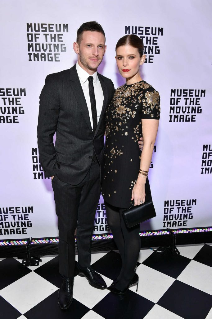 Kate Mara Attends the Museum of the Moving Image Salute to Annette Bening in NYC 12/13/2017-2