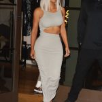 Kim Kardashian Leaves an Event at the Grove in Hollywood 12/04/2017-2