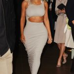 Kim Kardashian Leaves an Event at the Grove in Hollywood 12/04/2017-3