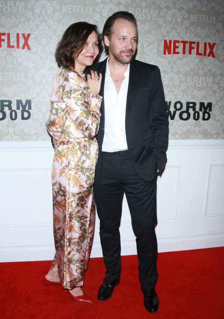 Maggie Gyllenhaal Attends Launch Party for the Netflix Original Story in NY 12/13/2017-1