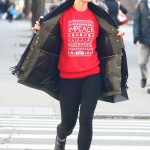 Olivia Wilde Was Seen Out in Soho, New York City 12/20/2017-2