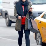 Olivia Wilde Was Seen Out in Soho, New York City 12/20/2017-4