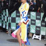 Rita Ora Arrives at AOL Build Studios in NYC 12/07/2017-3