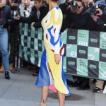 Rita Ora Arrives at AOL Build Studios in NYC 12/07/2017-4