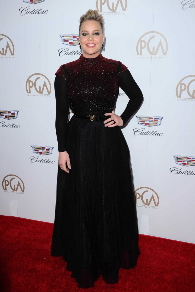 Abbie Cornish Attends the 29th Annual Producers Guild Awards in Beverly Hills 01/20/2018-1