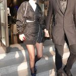 Bella Hadid Was Seen Out in Milan 01/14/2018-3