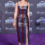 Cobie Smulders at the Black Panther Premiere in Hollywood 01/29/2018