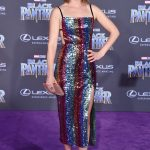 Cobie Smulders at the Black Panther Premiere in Hollywood 01/29/2018-2