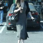 Dakota Johnson Arrives at to the Earth Bar in West Hollywood 01/05/2018-2