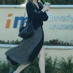 Dakota Johnson Arrives at to the Earth Bar in West Hollywood 01/05/2018-3