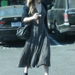 Dakota Johnson Arrives at to the Earth Bar in West Hollywood 01/05/2018-5