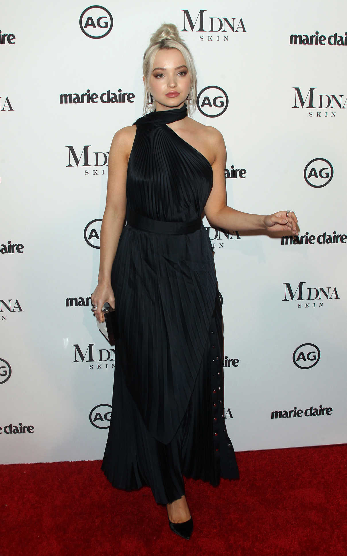 Dove Cameron at the Marie Claire Image Makers Awards in ...