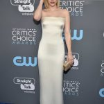 Emma Roberts at the 23rd Annual Critics' Choice Awards in Santa Monica 01/11/2018-3