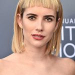 Emma Roberts at the 23rd Annual Critics' Choice Awards in Santa Monica 01/11/2018-5
