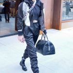 Gigi Hadid Leaves Prada Workout Gear in New York City 01/24/2018-2