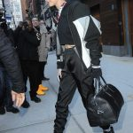 Gigi Hadid Leaves Prada Workout Gear in New York City 01/24/2018-5