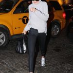 Gigi Hadid Returns Home in NYC 01/15/2018-3